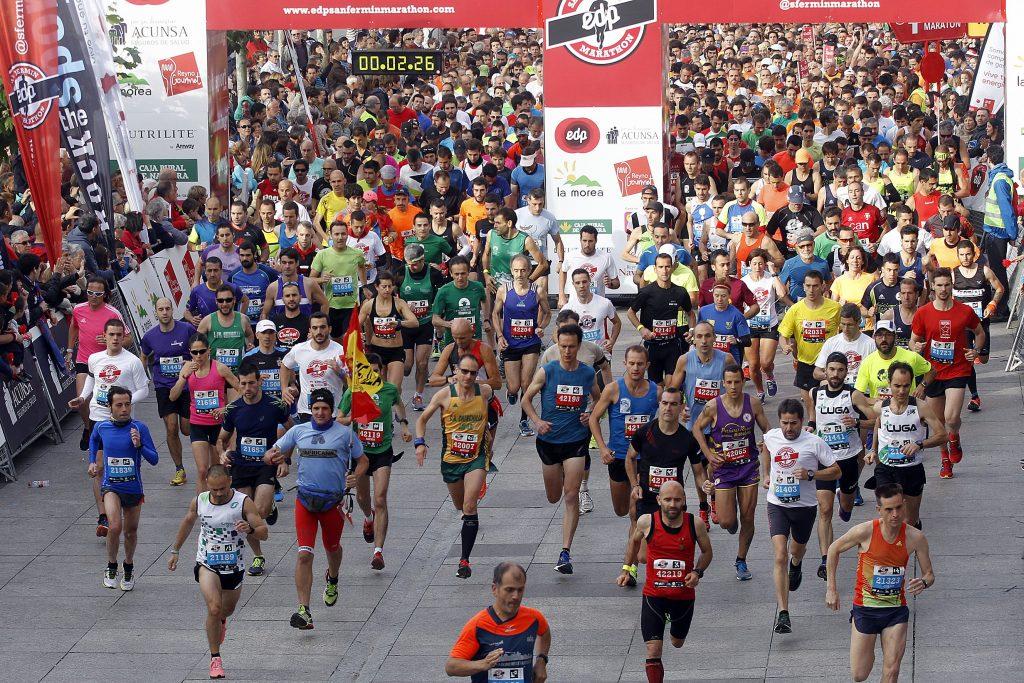 San Fermín Marathon
